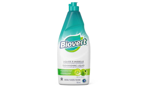 Dishwashing Liquid - Green Apple- Code#: HH0313