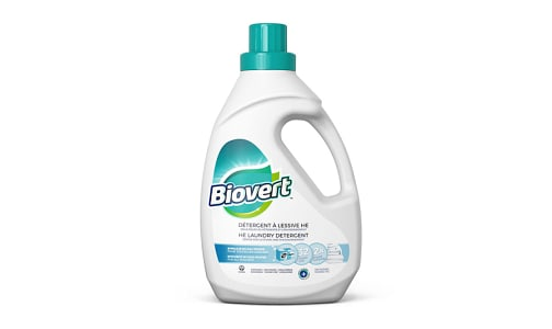 Laundry Detergent - Fragrance Free- Code#: HH0325