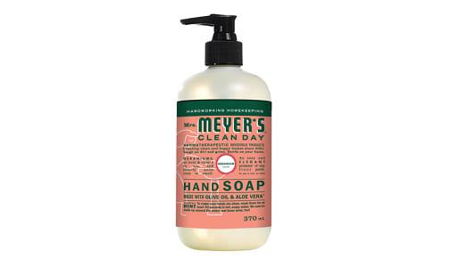 Hand Soap - Geranium- Code#: HH0333