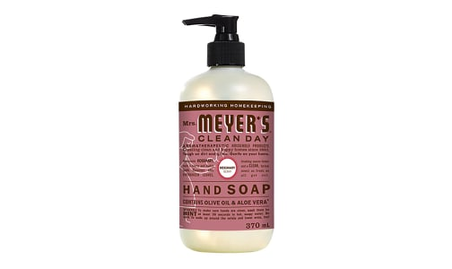 Hand Soap - Rosemary- Code#: HH0337
