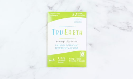 Eco-Strips Laundry Detergent - Fragrance-Free- Code#: HH0364