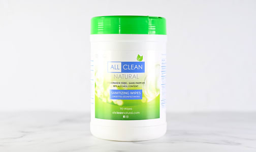 Sanitizing Wipes- Code#: HH0402