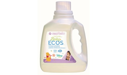 Hypoallergenic Baby Laundry Detergent, Lavender Chamomile- Code#: HH0427