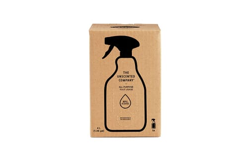 All Purpose Cleaner Refill - Unscented- Code#: HH0509