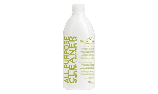 All Purpose Cleaner - Rosemary & Peppermint- Code#: HH054