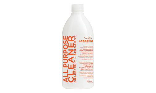 All Purpose Cleaner - Grapefruit & Bergamot- Code#: HH055