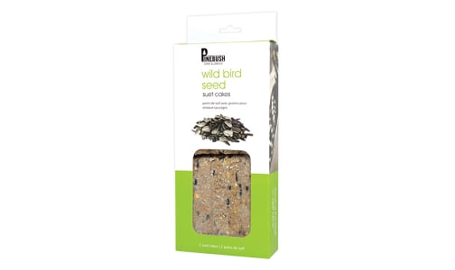 Seed Suet Cakes 2 Pack- Code#: HH0588