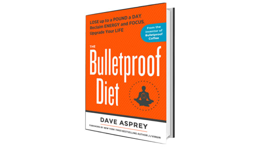 Bulletproof Diet Book- Code#: HH078