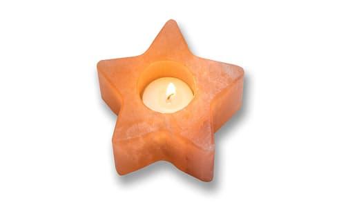 Tea Light Holder - Star- Code#: HH0833