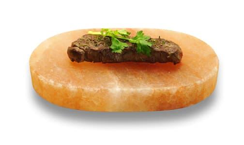 Crystal Salt BBQ Plate- Code#: HH0841