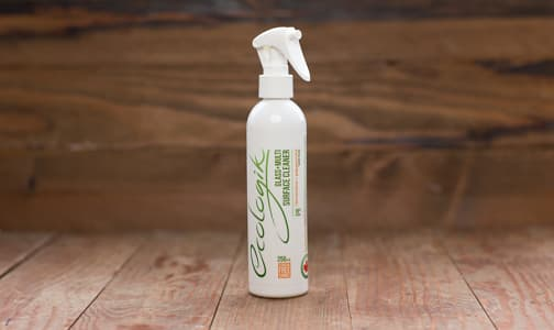Glass + MultiSurface Cleaner Spray - Peppermint Clementine- Code#: HH0916
