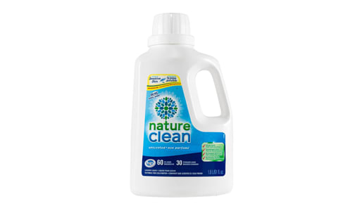 Laundry Liquid - Unscented- Code#: HH161