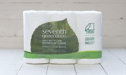 100% Recycled Toilet Paper (2-ply)- Code#: HH3410