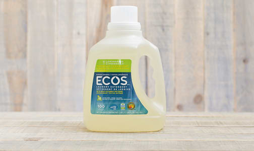 ECOS Liquid Laundry - Lemongrass- Code#: HH382