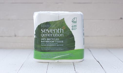 100% Recycled Bathroom Tissue (2-ply)- Code#: HH410