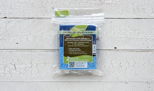 Tub & Tile Sponge with Scou- Code#: HH464