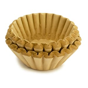 Unbleached Basket Style Coffee Filters- Code#: HH580