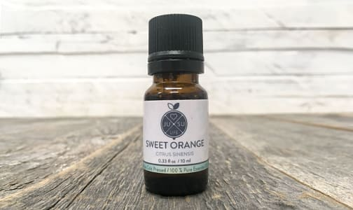 Sweet Orange  Essential Oils- Code#: HH8034