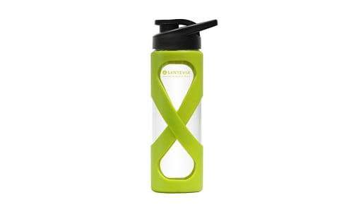 Glass Bottle Green- Code#: HL0019