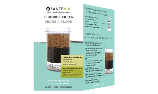 Fluoride Filter- Code#: HL0039