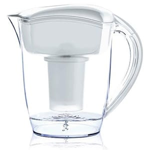 Alkaline Water Pitcher - White- Code#: HL081