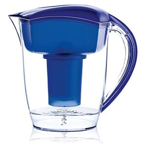 Alkaline Water Pitcher - Blue- Code#: HL082