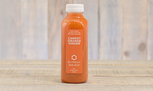 Organic Carrot Orange Ginger- Code#: JB110