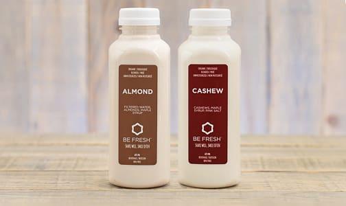 Organic Nut Milk Sampler- Code#: JB120K
