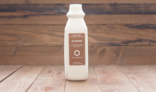 Organic Almond- Code#: JB126