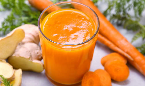 Organic Make Your Own Carrot Orange Ginger Smoothie- Code#: KIT0031