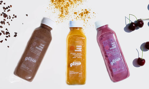 3 Flavour Smoothie Combo- Code#: KIT0067
