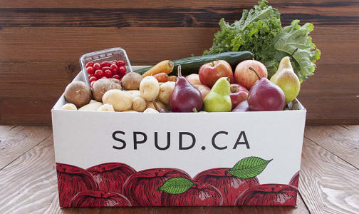 Local Produce Box - Vancouver Island grown- Code#: KIT0075