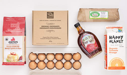 Brunch Ingredient Bundle- Code#: KIT0089