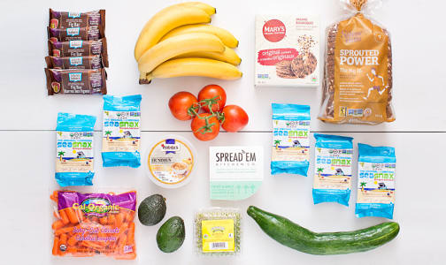 Vegan Lunch Staples Kit- Code#: KIT0126
