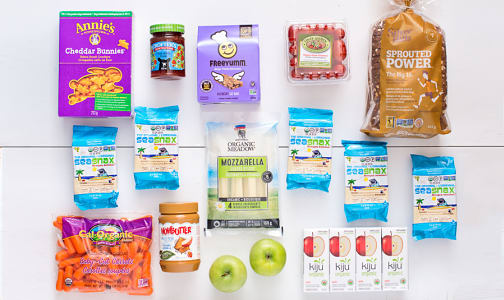 Kid's Lunch Staples- Code#: KIT0127