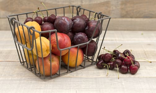 Organic Seasonal Fruit Kit- Code#: KIT014