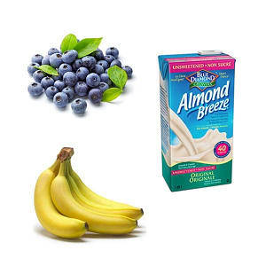 Smoothie Replenishment Ingredient Bundle - Banana & Blueberry- Code#: KIT070