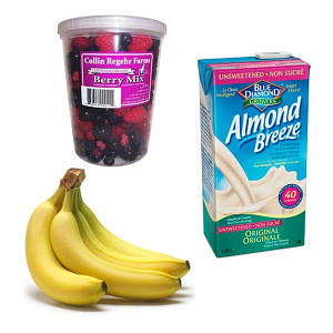 Smoothie Replenishment Ingredient Bundle - Organic Mixed Berry- Code#: KIT077