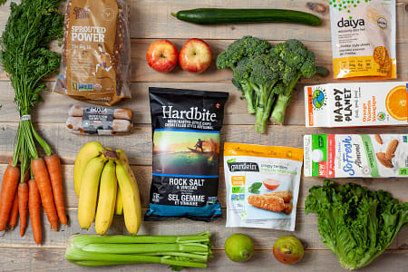 Vegan Staples Box- Code#: KIT1551