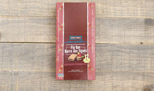 Whole Wheat Raspberry Fig Bars- Code#: KIT1604