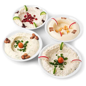 Organic DIY Hummus Ingredient Bundle- Code#: KIT299