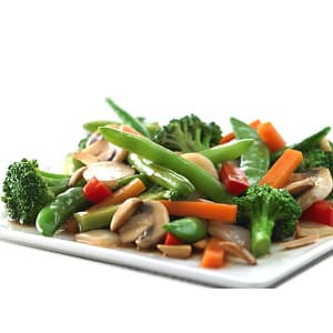 Vegetarian Stir Fry Ingredient Bundle- Code#: KIT3025
