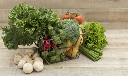 Local Vegetable Box- Code#: KIT3028