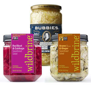 Sauerkraut Sampler- Code#: KIT8101