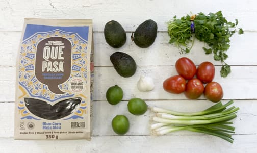 Salsa and Guacamole Ingredient Bundle- Code#: KIT3130