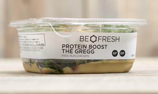Protein Boost, The Gregg- Code#: LL014