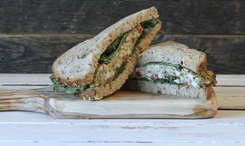 Dill Kale Egg Salad Sandwich- Code#: LL142
