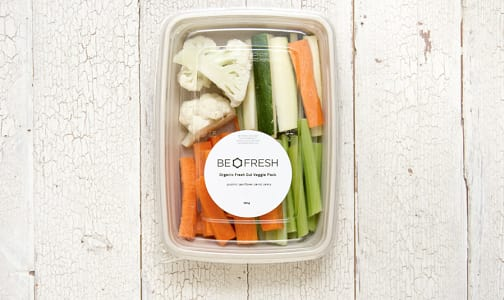 Organic Mixed Snacking Veg Tray- Code#: PR217007NCO