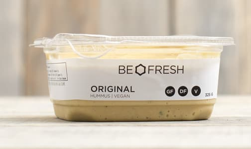 Be Fresh Signature House Made Hummus- Code#: LL202