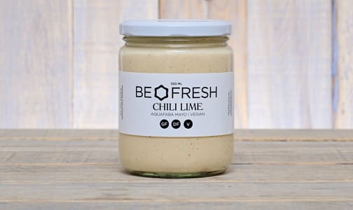 Vegan Aquafaba Mayo - Chili Lime- Code#: LL222